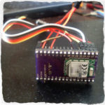 12-channel BLE sensor acquisition board